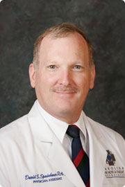 David Spainhour, PA-C, ENT Carolina, Gastonia, Shelby ear, nose, throat doctor