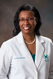 Luna D. Bailey, MD, ENT Carolina, Gastonia, Shelby ear, nose, throat doctor