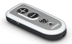 Phonak PilotOne Remote, available from ENT Carolina in Gastonia, Belmont, Shelby